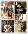 Kpop Bigbang GD G-Dragon Zombie Printed Tee Unisex T-Shirt Free Size NEW free shipping