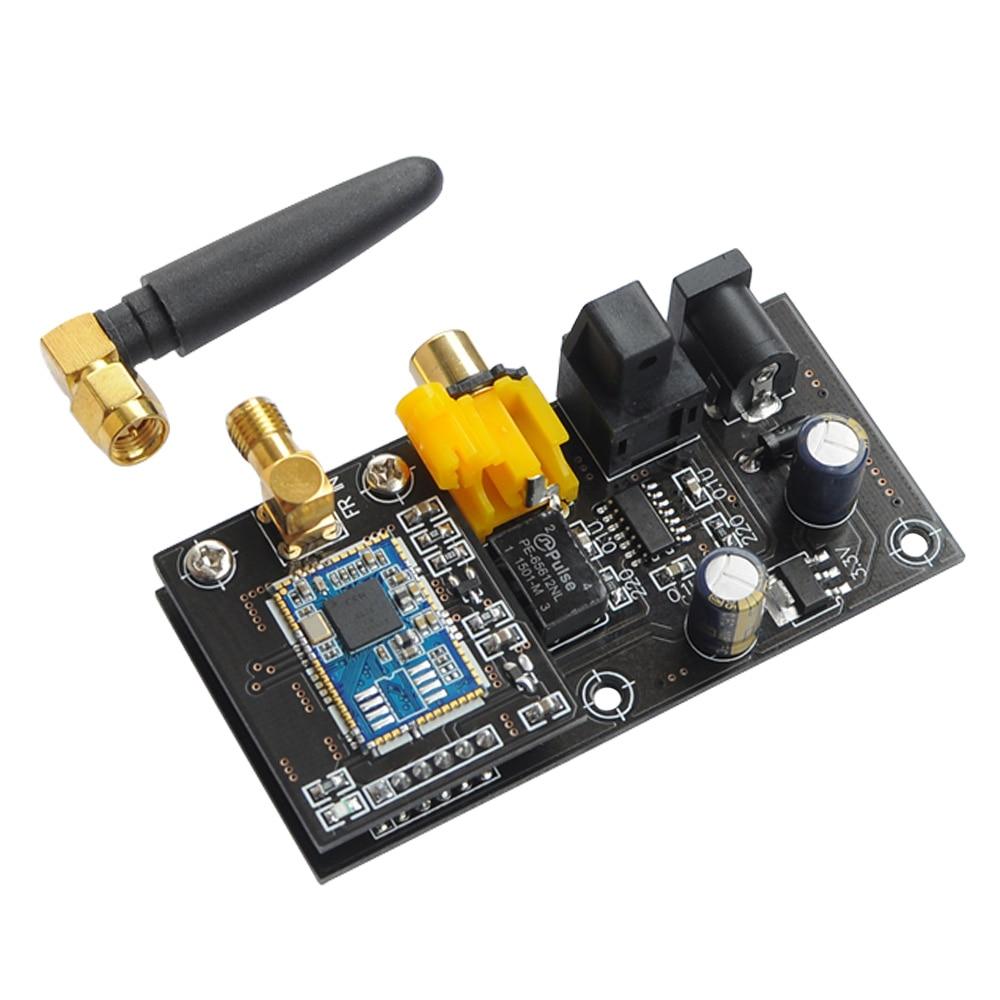 Unterhaltungselektronik Tragbares Audio & Video Es9038q2m Dsd Usb Optische Koaxial Csr8675 Eingang Dop Audio Decoder Dac Aptx-hd Mit Bluetooth Infrarot Fernbedienung T0579