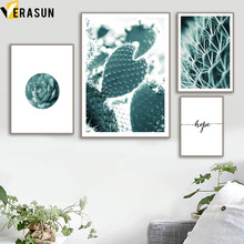 Cactus Quote Nordic Posters And Prints Wall Art Canvas Painting Pop Art Wall Pictures For Living Room Quadro Cuadros Decoracion цена и фото