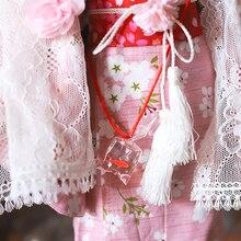 D01-P539 детская игрушка ручной работы 1/3 1/4 1/6 кукольная одежда BJD/SD кукольный реквизит аксессуары Золотая рыбка сумка 1 шт