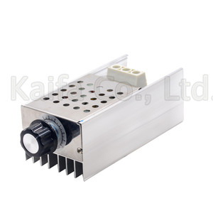 Image 5 - 10000 W High Power SCR BTA10 Electronic Voltage Regulator Speed Controller Electronic Dimmer