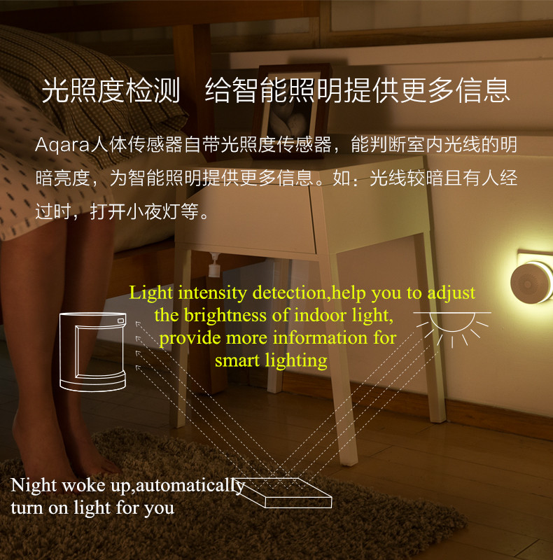 sensor movimiento xiaomi