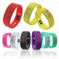 Relojes Mujer 2017 Unisex Men Watch Women Rubber LED Date Sports Bracelet Watch Digital-watch Relogio Erkek kol Saati