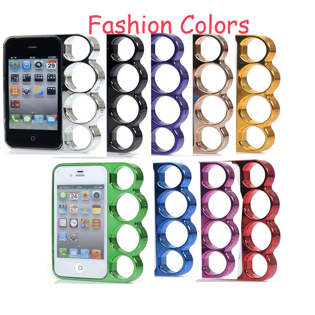 New The Lord Of The Rings New Creative Designer Fashion 9 Colours Knuckle Case Cover for iPhone4/4S