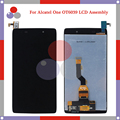 Highest quality For Alcatel One Touch Idol 3 6039 OT6039 LCD Screen Display + Touch Screen Digitizer Assembly Free Shipping