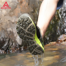 new arrival outdoor hiking shoes sapatilhas mulher trekking men randonnee scarpe uomo women wading upstream breathable mesh
