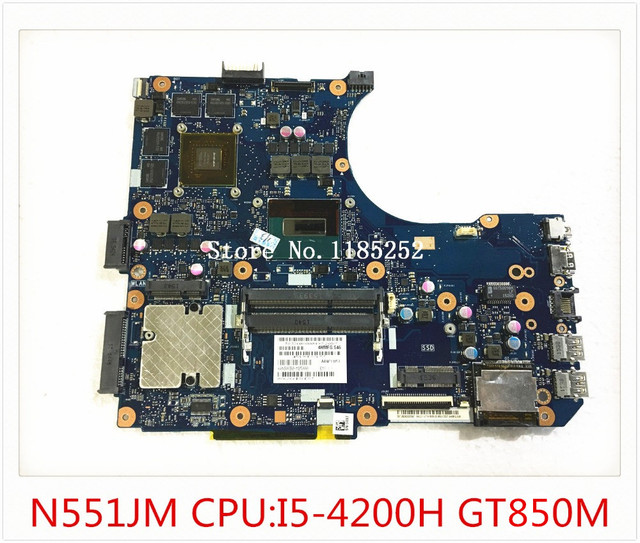 ASUS N551JM Intel Graphics Linux