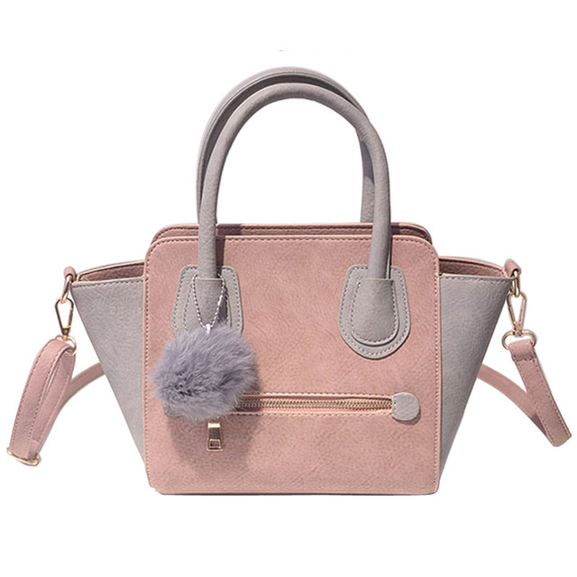 Women Fur Bag