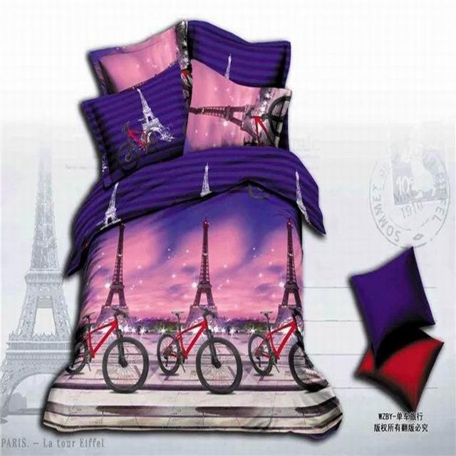 2017 New 3D Bedding Sets Animal Duvet Cover Set Queen Size Bed linen Double Bed Sheet Comforter Summer Quilt