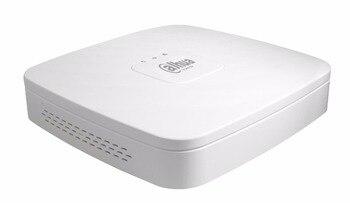 Dahua NVR NVR4108-8P-4kS2 8CH NVR 8MP חכם 1U 8PoE 4K & H.265 לייט רשת מקליט וידאו מלא HD 1080P מקליט עם 1SATA