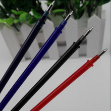 Promotional Popular 20pcs Aihao1370 0 5mm Magic Erasable Gel Ink Pen Refill Brand School Office Supply