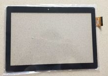 "Para DIGMA PLANE 1505 3G PS1083MG Pantalla Táctil Capacitiva de la Tableta de 10.1 ""pulgadas de Panel Táctil de Cristal Digitalizador MEDIADOS Del Sensor Envío Gratis"