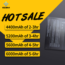 HSW k50in laptop Battery for Asus K40 F82 A32 F52 batteries K50 K60 L0690L6 battery for laptop A32-F82 k40in k40af k50ij battery