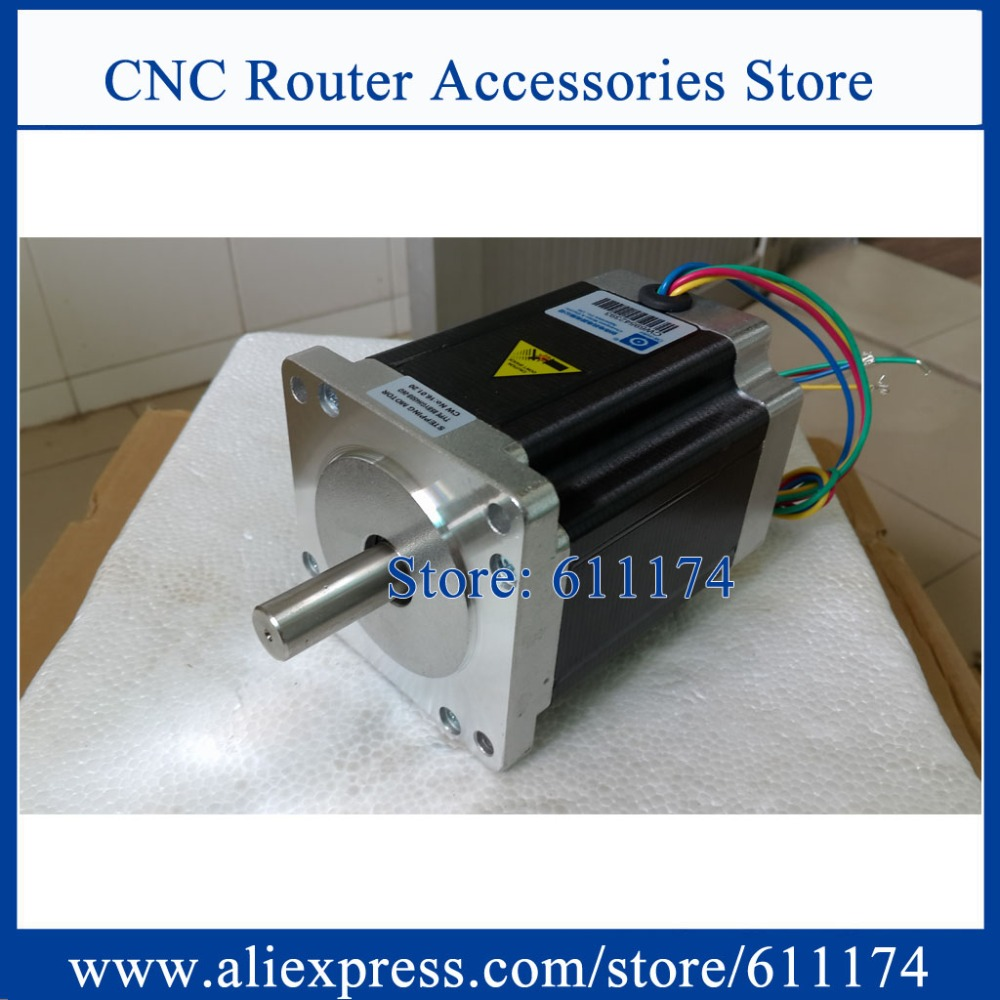2 phase hybrid Stepper Motor Nema34 30kg cm 3N m 4 0A 85BYGH450A 06 New model