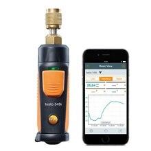 цена на High-pressure gauge (Bluetooth) Smart Air Conditioning Refrigeration Pressure Measuring Instrument Testo549I Electronic Pressure