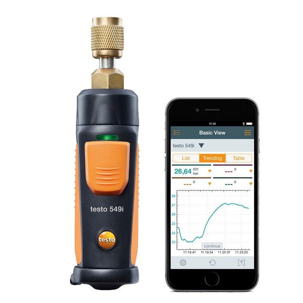 Original Air Conditioning Refrigeration Pressure Measure Instrument Intelligent Pressure Instrument Testo Pressure Testing Tool