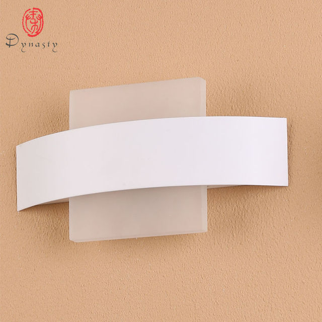 Dynasty lighting modern led wall lamp acrylic aluminum fixture dynasty lighting modern led wall lamp acrylic aluminum fixture restaurant pub foyer bedroom living room decoration mozeypictures Image collections
