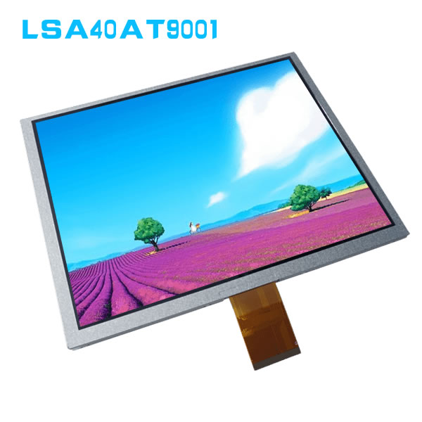 CMO 10.4 inch LSA40AT9001 LCD screen LED backlight 60PIN interface LCD display lsa40at9001 display screen 10 4 inch industrial lcd screen free delivery