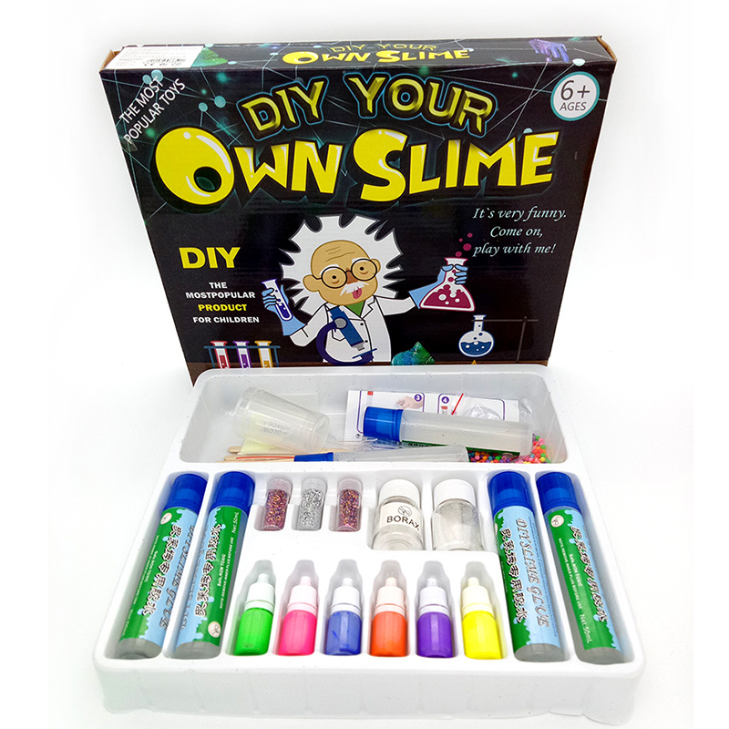 top 9 most popular slime kit science list and get free shipping