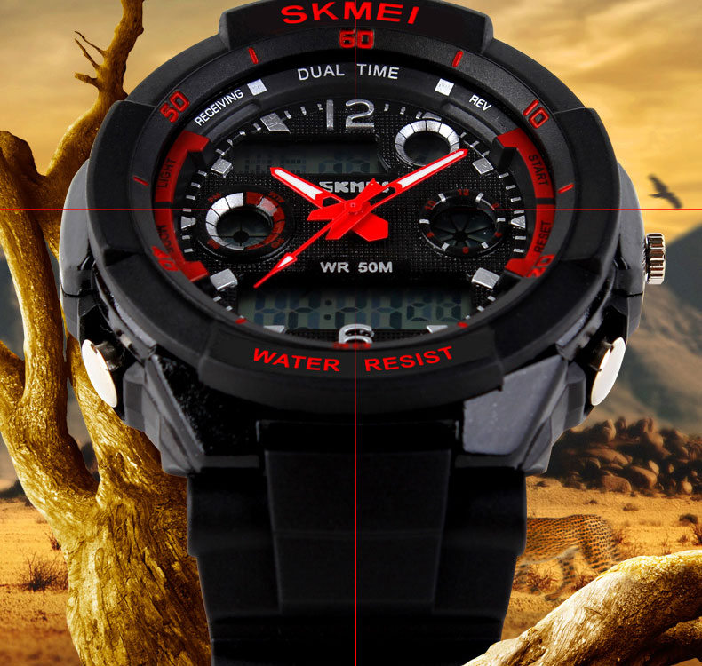 HTB1Wpd4NVXXXXbVapXXq6xXFXXXY - SKMEI SPORT Military Grade Watch for Men