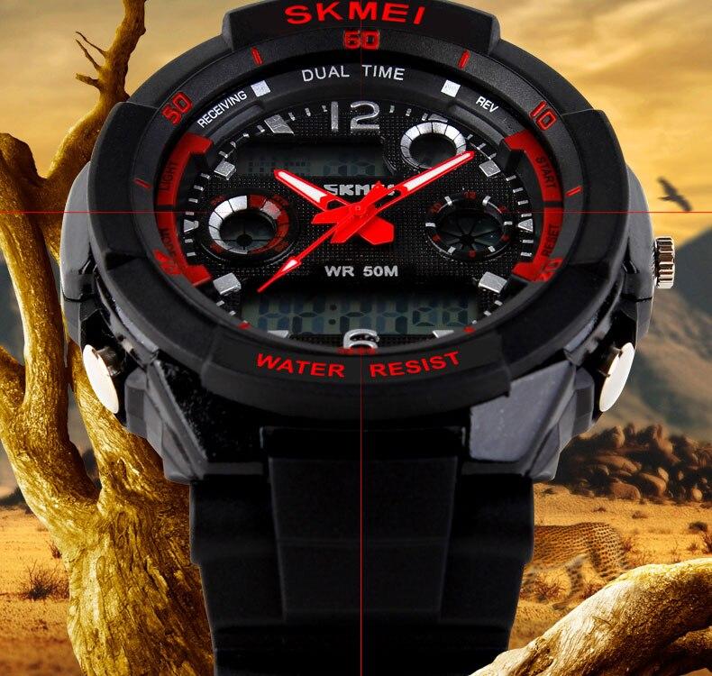 HTB1Wpd4NVXXXXbVapXXq6xXFXXXY - SKMEI SPORT Military Grade Watch for Men