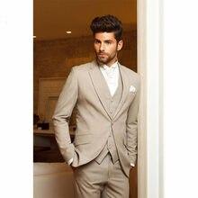 99b253afb High Quality Men Wedding Suit Champagne-Buy Cheap Men Wedding Suit ...