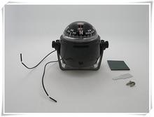 Marine LED nawigacja kompas światło dla żaglowca 12V łodzi jachtu biały/czarny