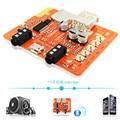 diy BT2 wireless Bluetooth speaker audio receiver module board car audio amplifier lossless adaptation