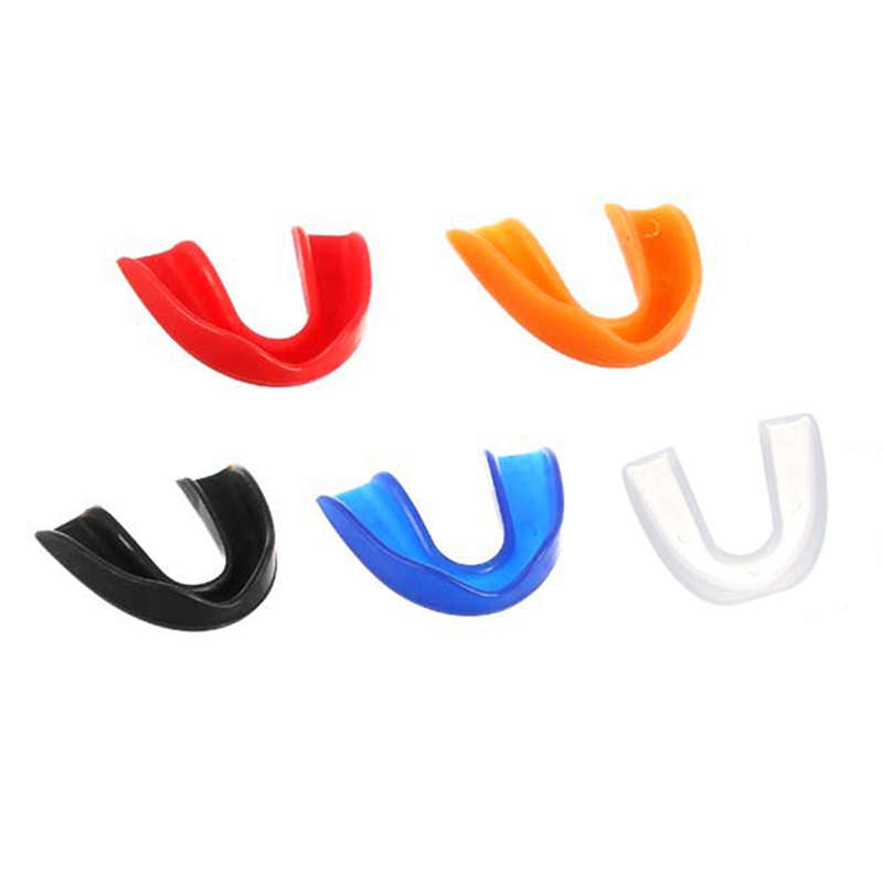 Gum Shield Teeth Protector Mouth Guard Piece Rugby Sports basketball Football rugby Boxing braces Durable PVC tooth sleev