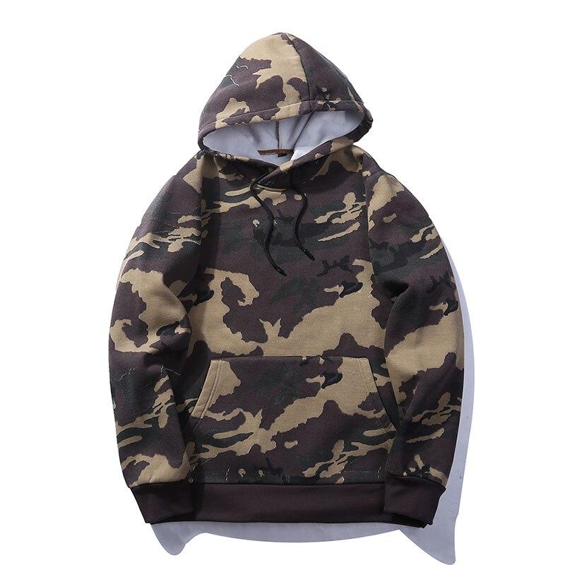 63fb82f1e2e63 Aelfric Eden hombres Sudadera con capucha Casual cómodo Hip Hop sudaderas  camuflaje estilo Hombre Sudaderas con capucha militar ropa deportiva HT001  en ...