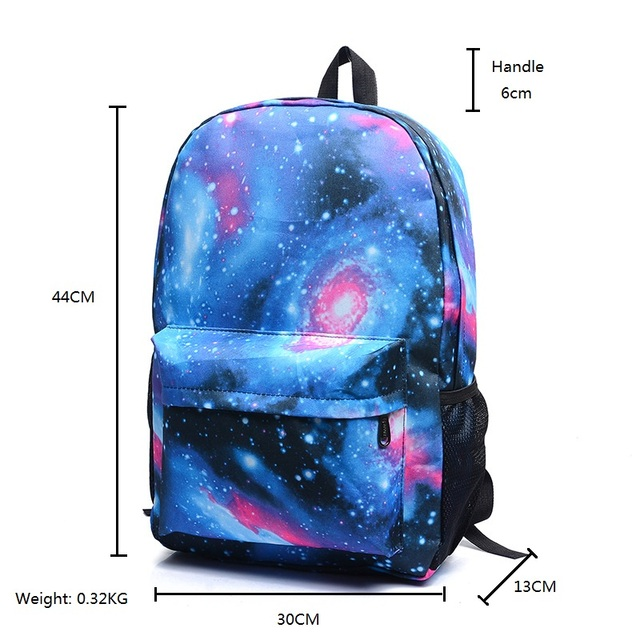 Naruto Luminous Rucksacks Japan Anime Printing Backpack