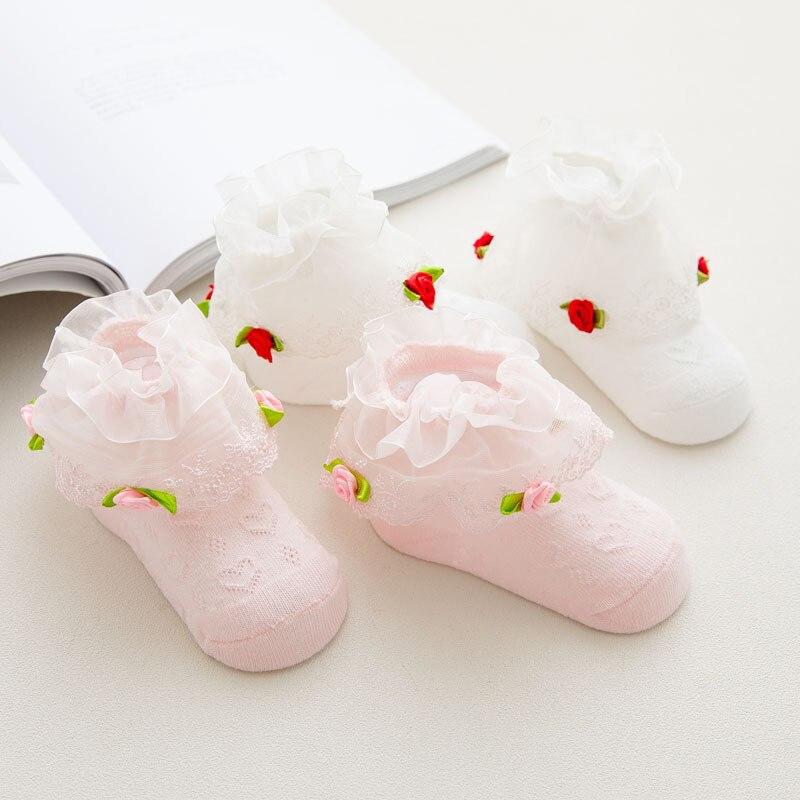 40 Pcs = 20 Pairs 2018 Cotton Children Socks Summer Cheap Stuff Mesh Kids Socks For Girls Clothing Baby Accessories Chaussette