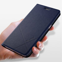 For Xiaomi Mi4 Case Compact Coque Flip Leather TPU Silicone Material Back Cover Capa For Xiaomi