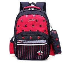 Fashion Children Bookbags for Boys Girls Orthopedic Waterproof Schoolbags Kids Primary Escolar Backpack Satchel Mochila Infantil