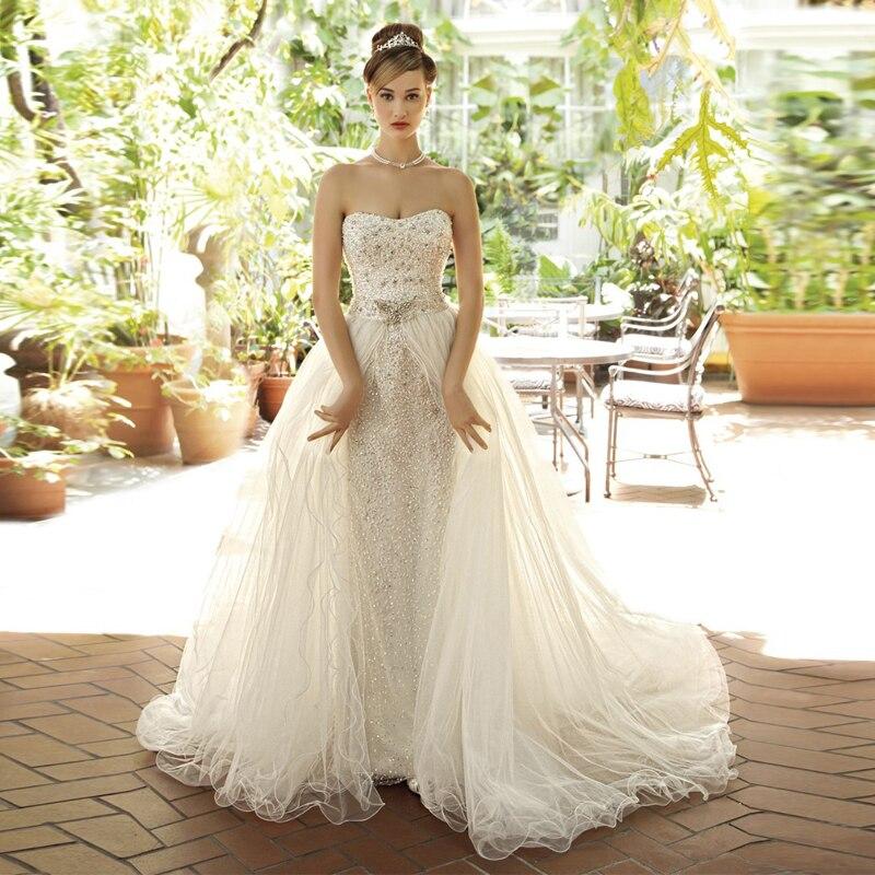 Que es la cauda del vestido de novia
