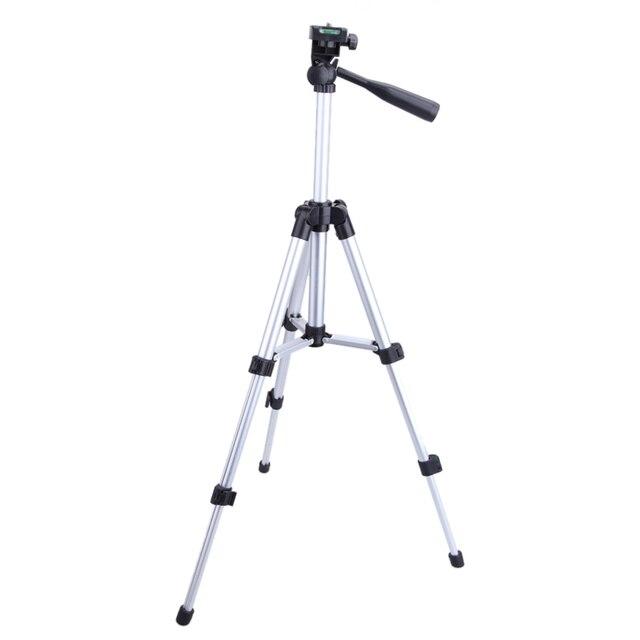Lightweight Aluminum Professional Telescopic Camera Tripod