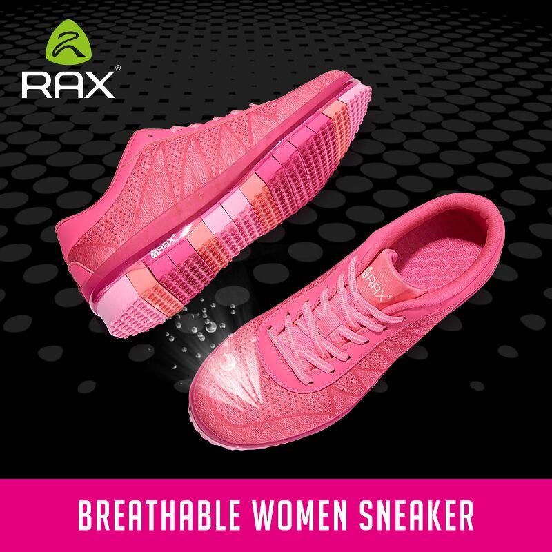 RAX Womens Jogging Shoes Breathable Walking Shoes Women Lightweight Outdoor Sports Sneakers Men Shoes Walking
