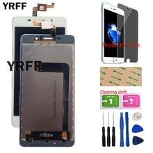 Мобильный ЖК дисплей для cubot x9 дигитайзер сенсорного экрана