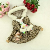 Brand Girls Winter Jacket Casaco Enfant Coat Next Children Clothing Warm Infantil Outerwear Baby Snowsuit Kids