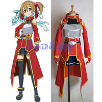 Sword Art Online Silica Shirika (Keiko Ayano) Cosplay Uniform Pak Vrouwen Meisjes Kostuums Álfheim Online Maat Elke Maten