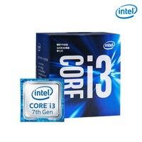 Intel/ Intel I3 7100 boxed desktop computer processor 1151 pin CPU dual core 6100