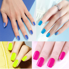 8ml Fluorescent Neon Gel Nail Polish