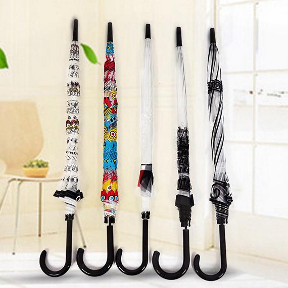 Transparenter Regenschirm Kreativer Vogelkäfig-Sonnenschirm - Haushaltswaren - Foto 2