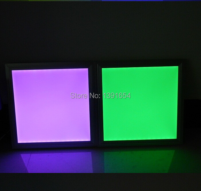 2.4g mi light wireless group Square 300x300 mm 16W RGB LED Panel Light Downlight Lamp Ceiling Light 150pcs square led panel light 600x600 mm smd3014 40w 60x60 ceiling lights aluminum focus led