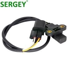 Crankshaft Crank Position Sensor For MITSUBISHI PAJERO MONTERO IV 4th SPORT L200 MR985145 J5T35171 PC557 CSS9257 TH151 SU6975 цены онлайн