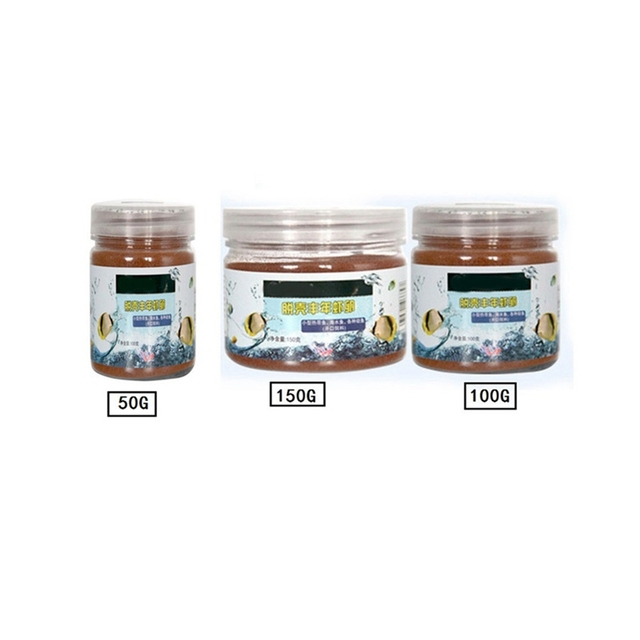 50/100/150g Brine Shrimp Healthy Nutrition Fish Food  3