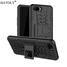 Cover OPPO AK1 Case Shockproof Armor Heavy Duty Shell Bumper Hard PC Rubber Silicone Phone for