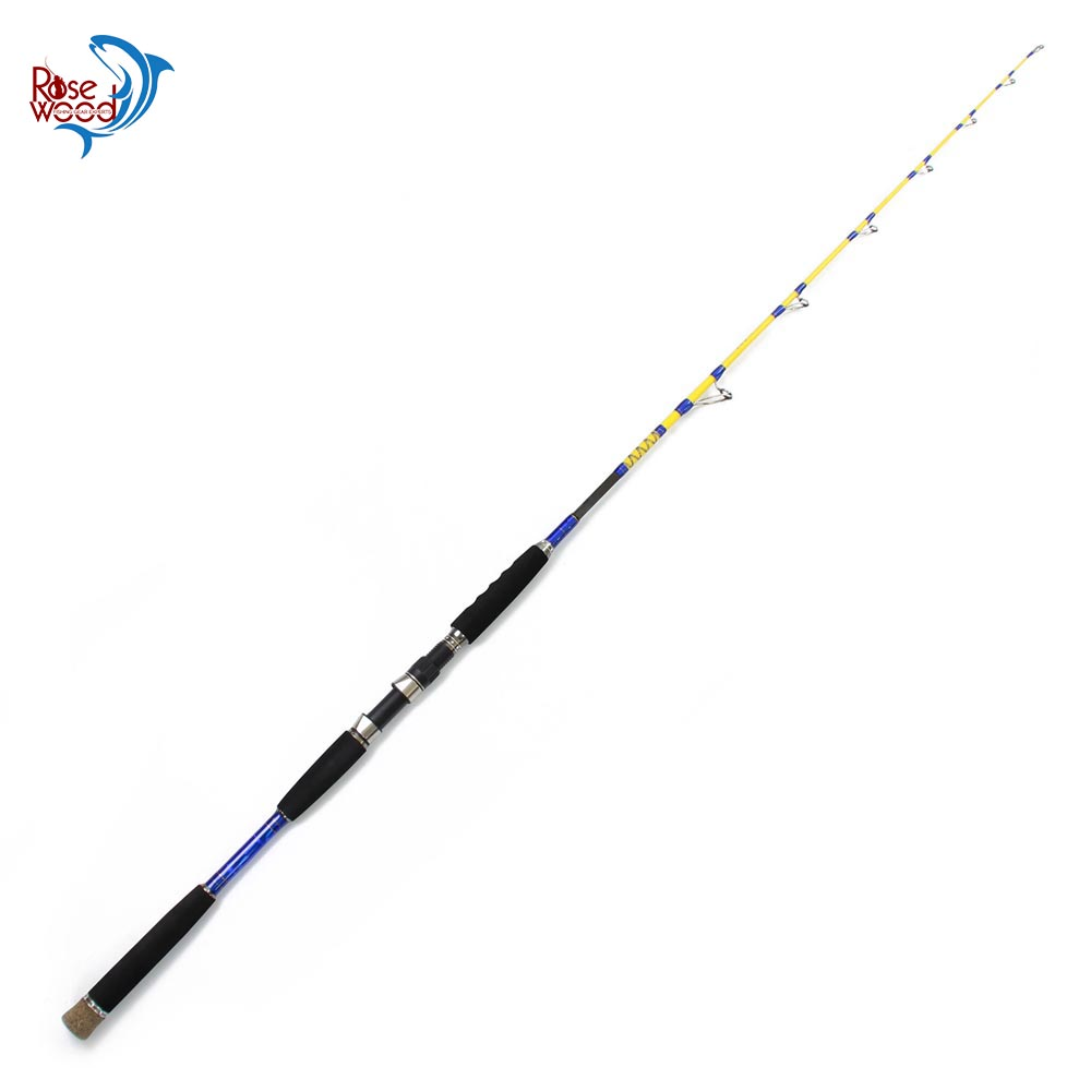 Rosewood jigging rod power light spinning for Light fishing rods
