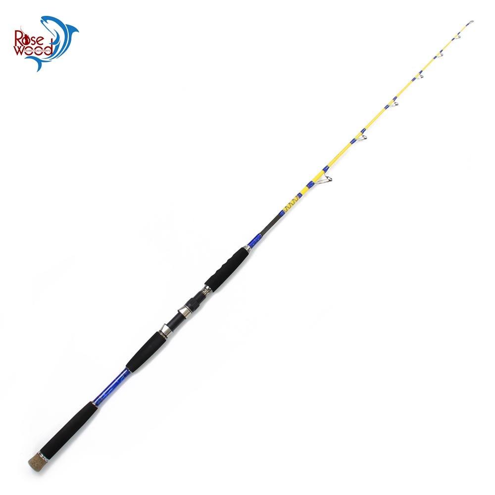 Rosewood jigging rod power light spinning for Light fishing rods