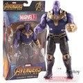 Avengers 3 Unendlichkeit Krieg Thanos Abbildung PVC Action Figure Marvel Thanos Sammeln Modell Spielzeug 16 5 cm-in Action & Spielfiguren aus Spielzeug und Hobbys bei